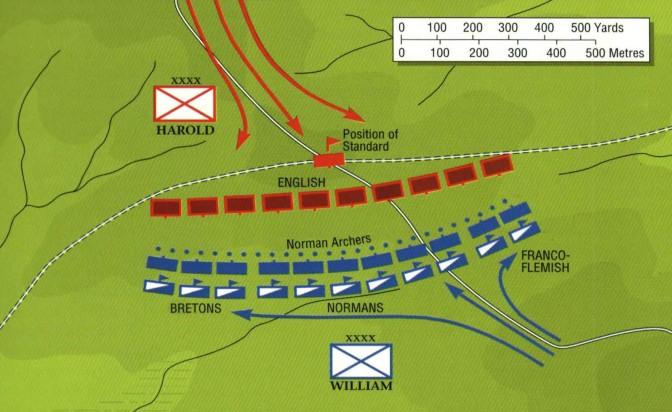 Hastings, 1066: una nuova Inghilterra