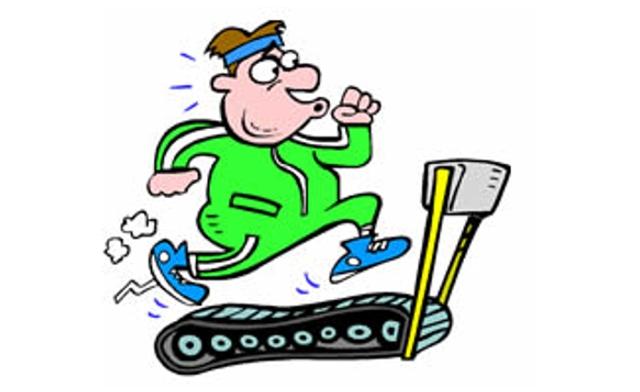 allenamento aerobico controproducente