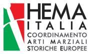 """Coordinamento Arti Marziali Storiche Europee """"HEMA ITALIA"""""""