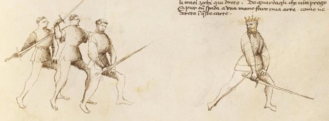 Dimostrazione – La guerra nel Medioevo tra ricostruzione storica e HEMA