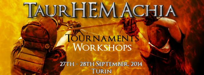 TaurHEMAchia 2014 – Update #5: Schedule / Programma